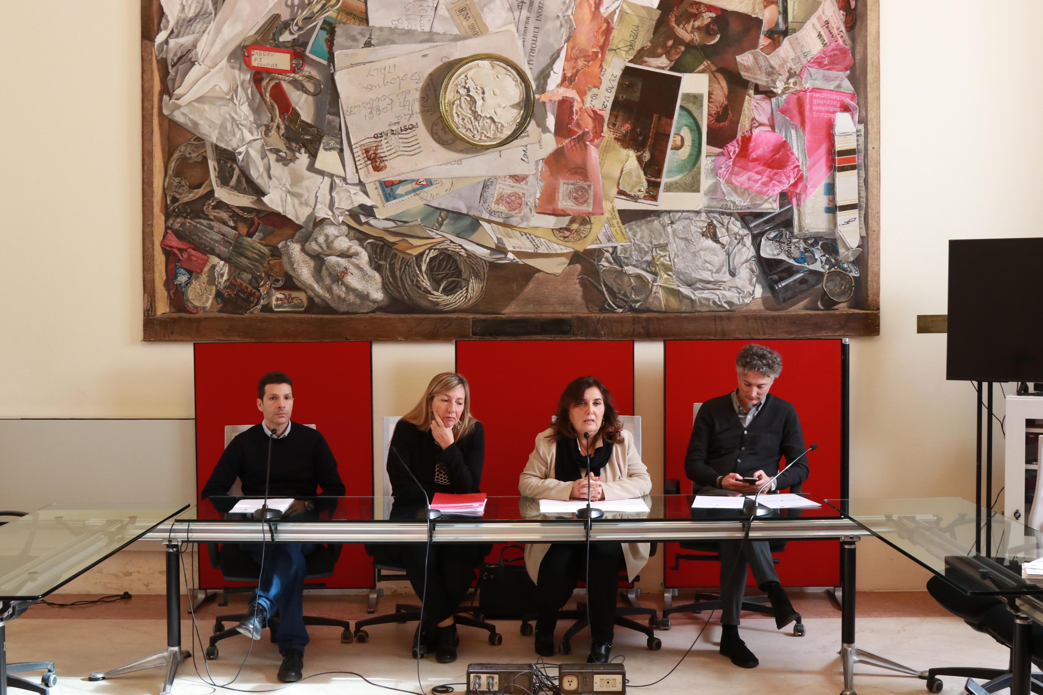 Conferenza stampa 6 novembre 2019