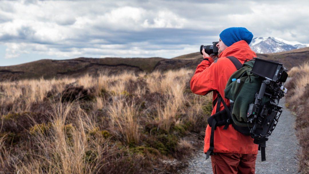 Ricerca e documentazione video e fotografica