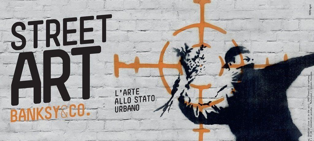 Street Art: l'arte allo stato urbano