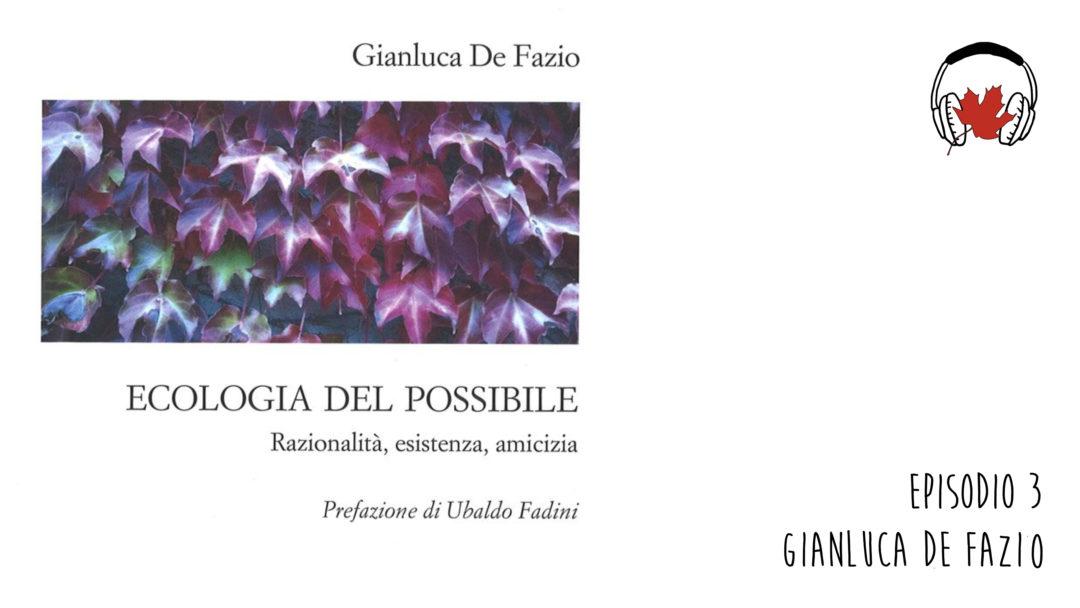 Intervista a Gianluca De Fazio